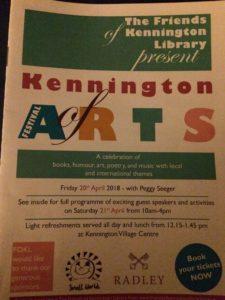 Kennington Festival of Arts