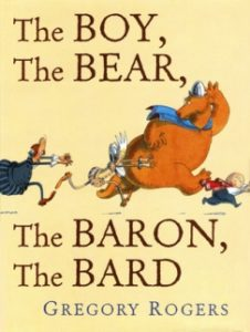 The Boy, The Bear, The Baron and The Bard